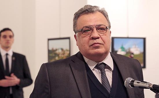 МИДРФ: Москва сделает все, чтобы наказать виновных вубийстве Карлова